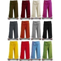 Pantalones Thai al mayor