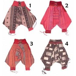 Pantalones Cagados Mujer...