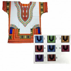 Blusas africanas al mayor