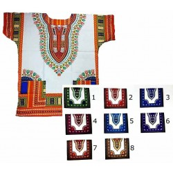 Blusas africanas