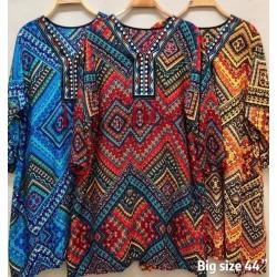 Vestidos étnicos baratos