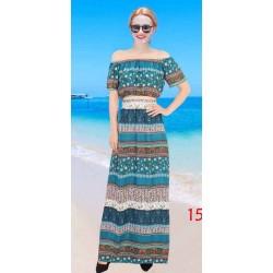 Comprar vestidos largos estampados