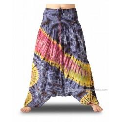 Pantalones afganos Tie Dye