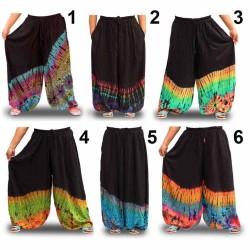 Pantalones Globo