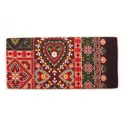 Tela étnica tapicería