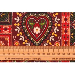 Telas étnica tapicería