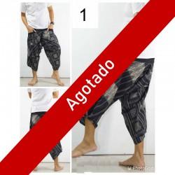 Pantalones Turcos cortos
